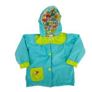 ABSORBA Umbrella Lined Rain Jacket